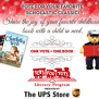 The Ups Store Marine Toys For Tots Foundation Use