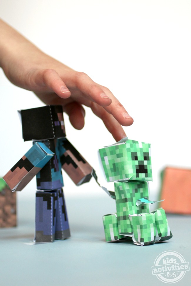 Set De Table Papier Printable Minecraft Apps Have Been Released On Kids