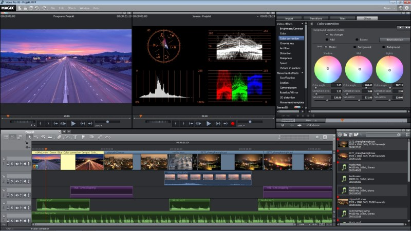 Large Of Magix Video Pro