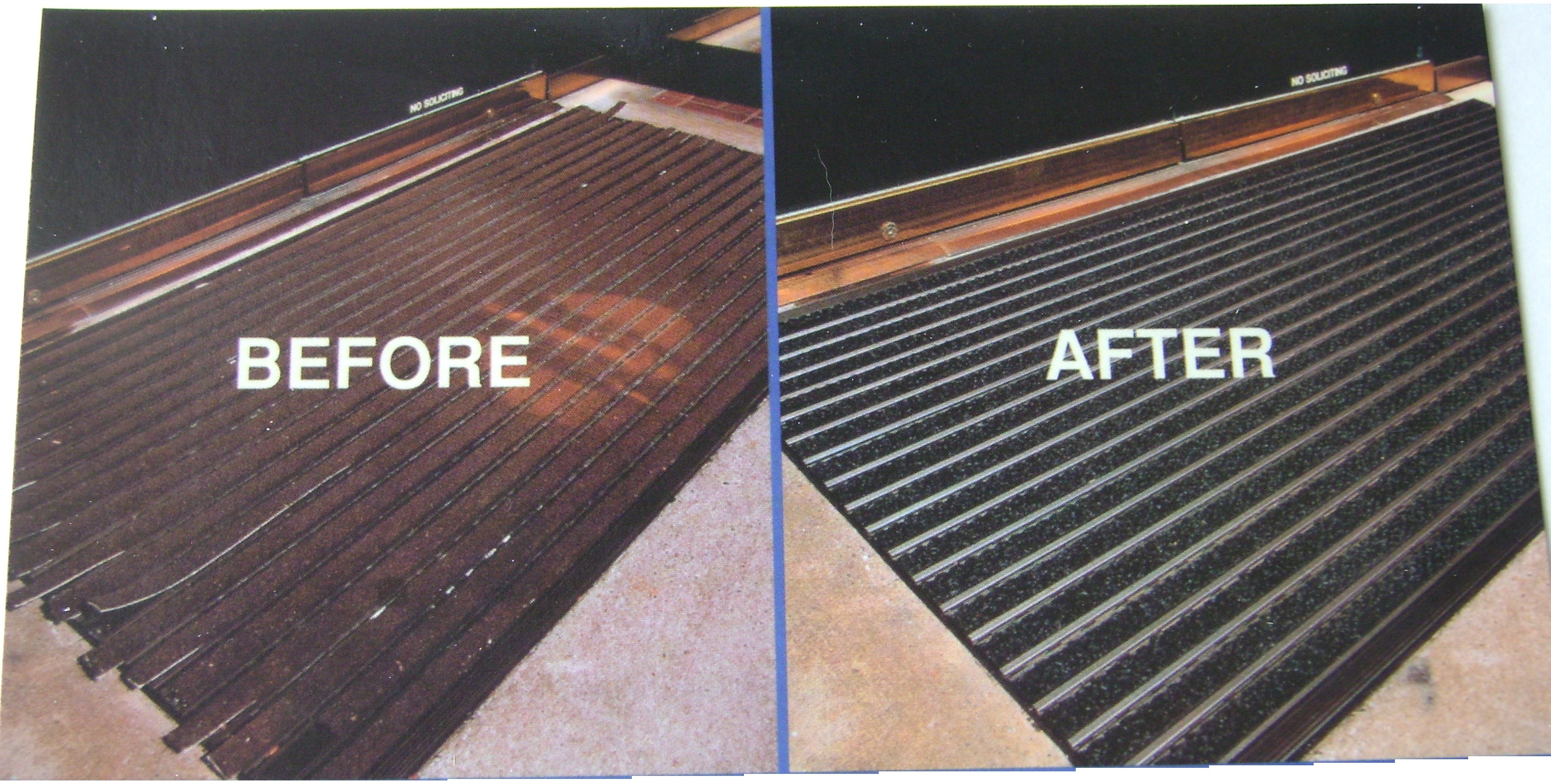 Grille Foot The Mad Matter Inc Announces Diamondstrip Repair System