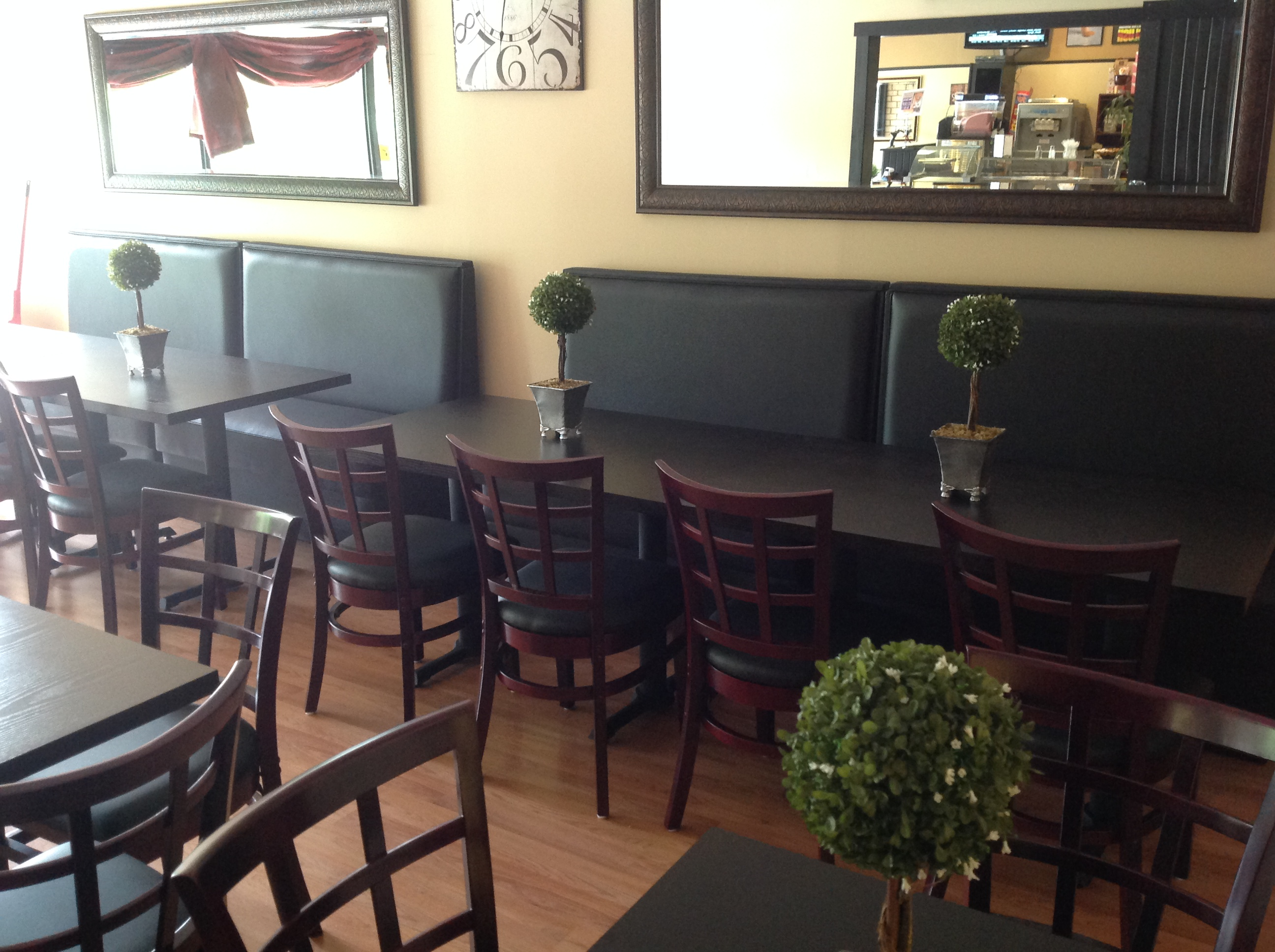 Furniture Manufacturers Ontario Restaurant Furniture Canada Helps The Caledon Hills Coffee