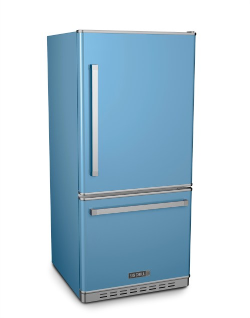 Medium Of Big Chill Refrigerator