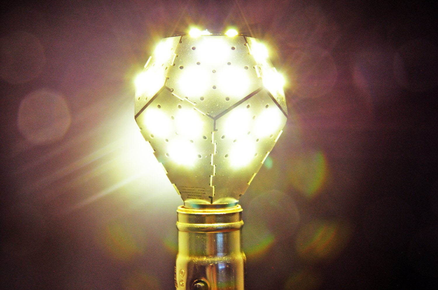 Led Home Lighting Business Super Efficient Nanoleaf Led Bulbs Now Available At