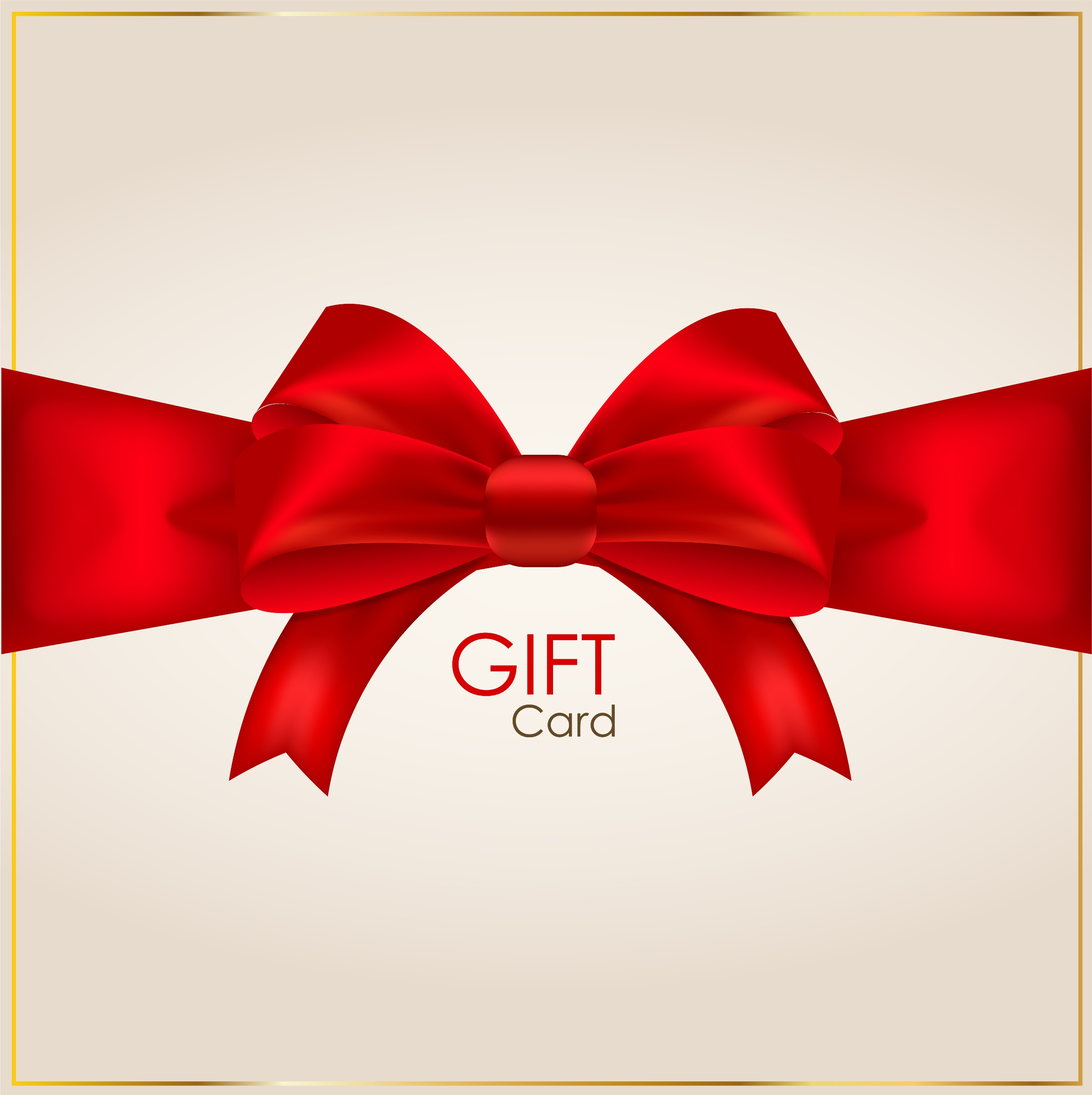 create a gift card for your business
