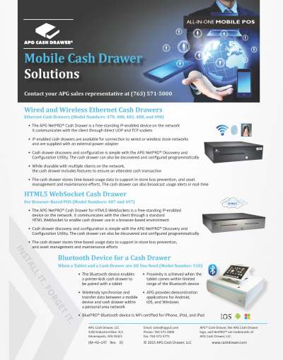 APG to Showcase Innovative Cash Management Solution Technology and Host Industry Panel at RSPA's ...