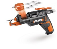 New WORX SD SemiAutomatic Driver with Screw Holder ...
