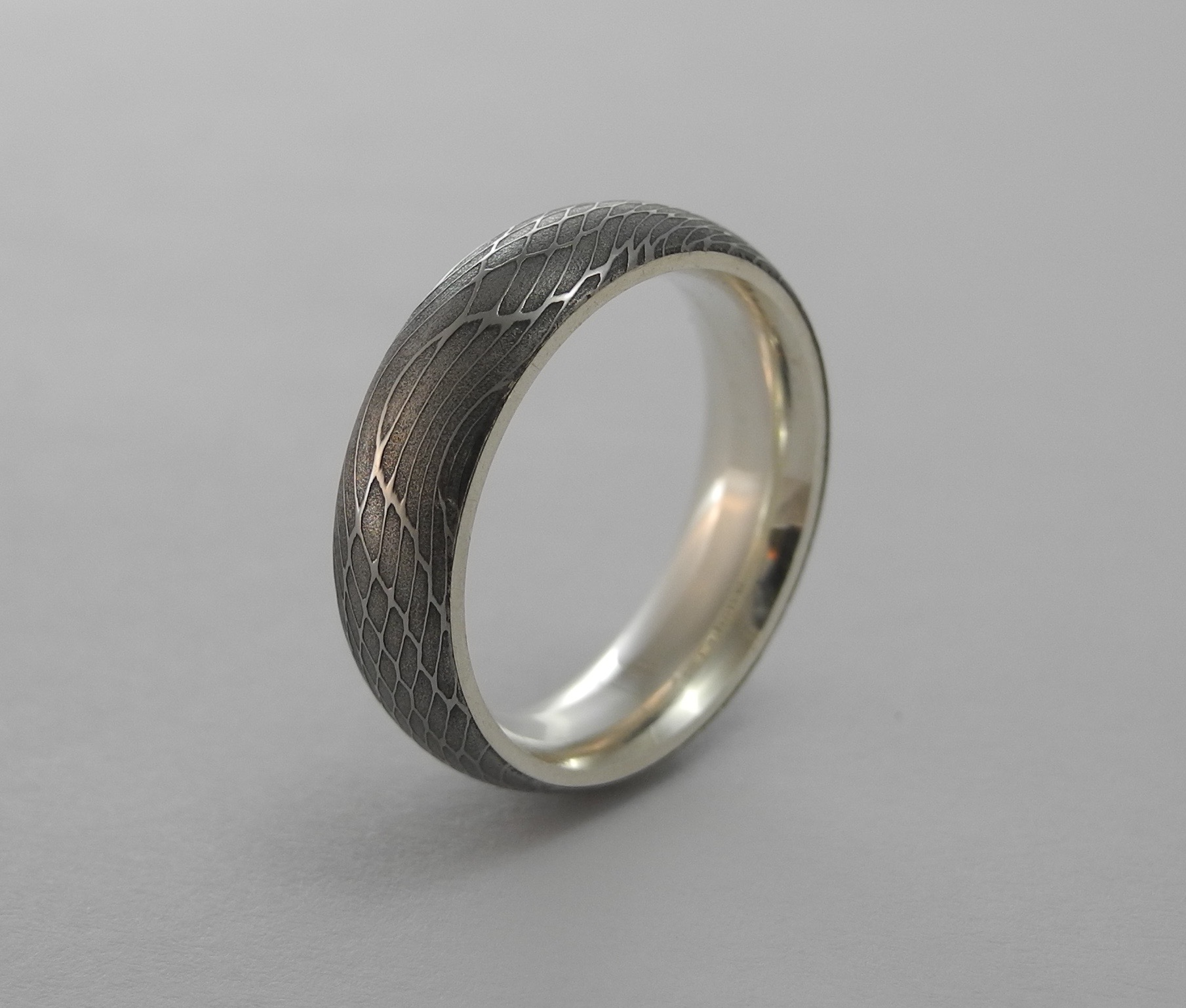 safety wedding rings safety wedding band Anium Vs Gold As Wedding Bands For Your Finger S Safety