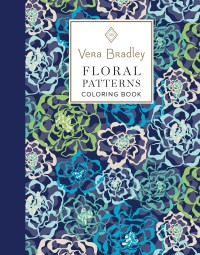 Vera Bradley Coloring Books Add Beautiful Patterns to the ...