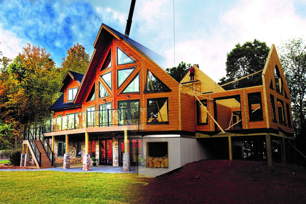 /home Timber Block Homes Wins Fifth Award In One Year For
