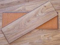 Cork Backed Vinyl Plank Flooring - Carpet Vidalondon