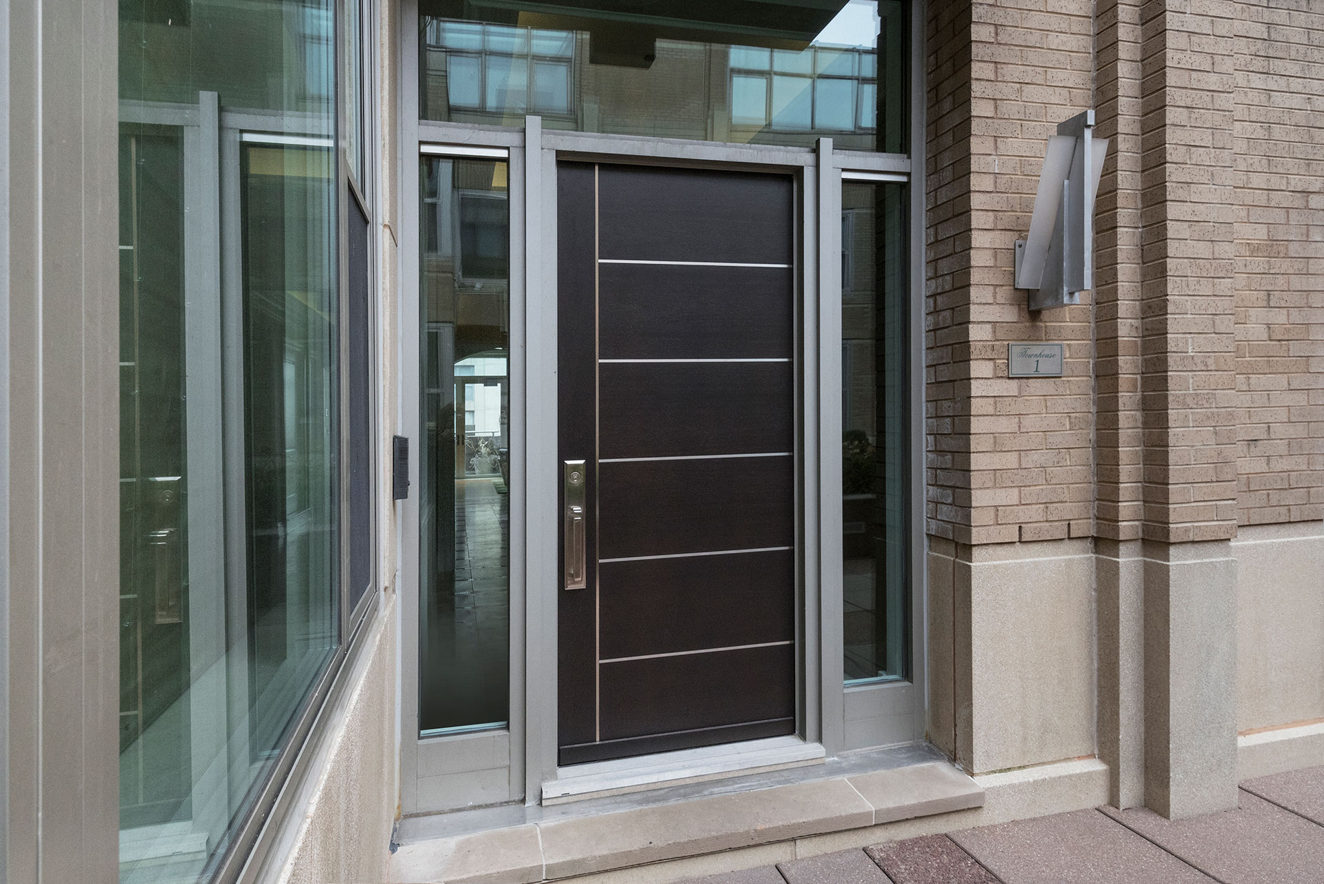 Latest Wooden Door Designs 2017 Front Doors Of Exclusive Chicago Townhouses Rescued By