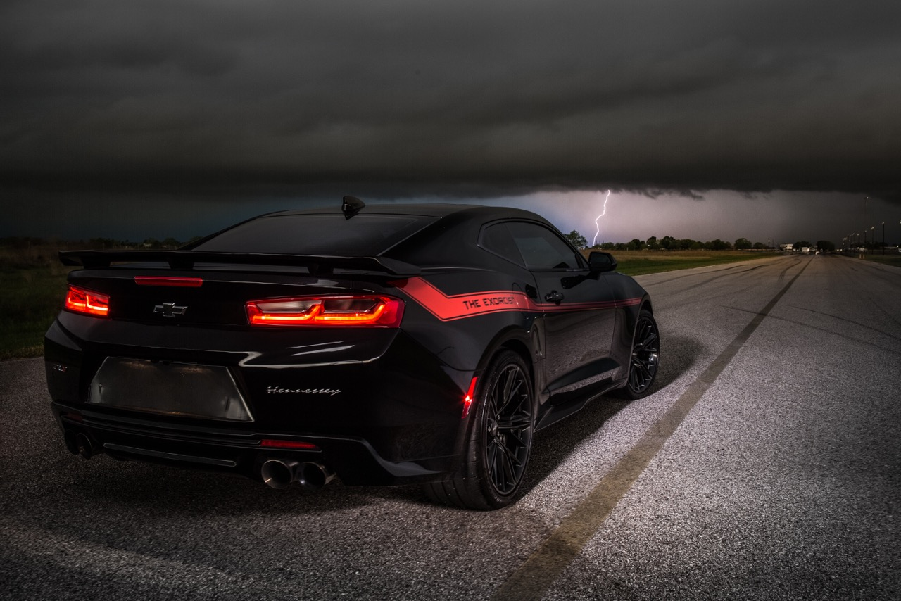 Car Service Wallpaper Introducing The Exorcist 1000 Hp Zl1 Camaro
