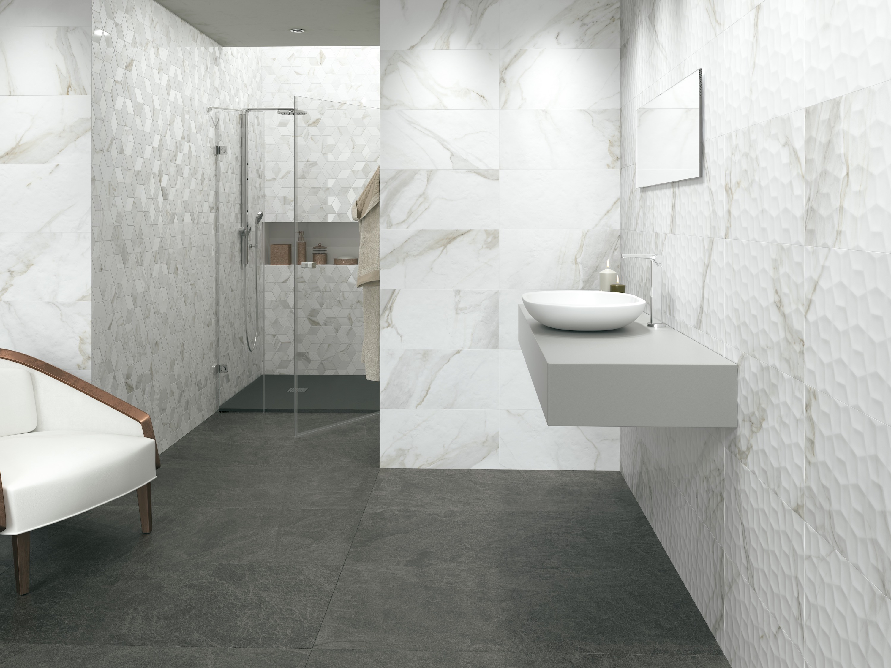 Bagno Handicap M S International, Inc. Releases Five New Porcelain And