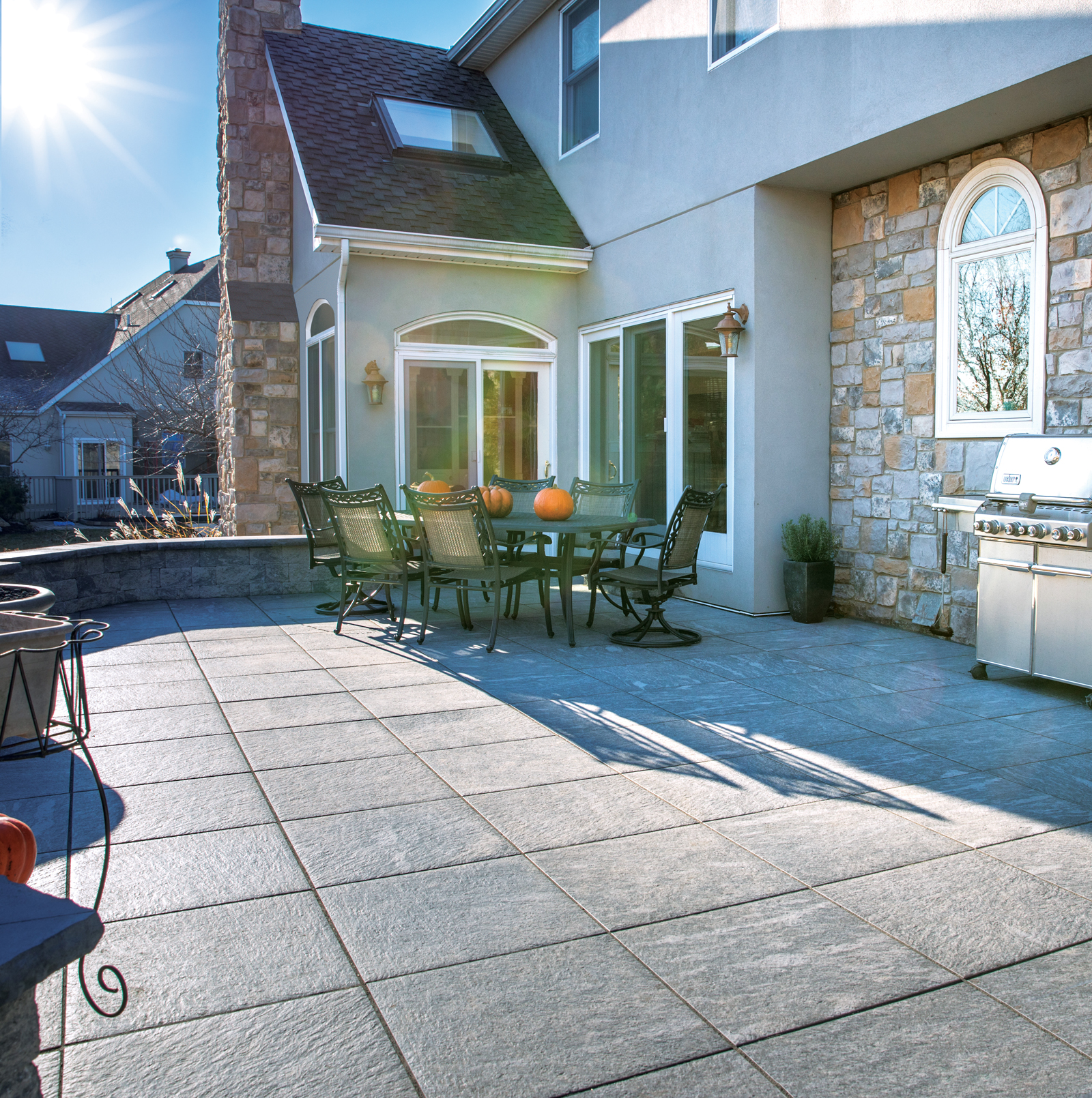 Driveway Pavers 3 Tips From Ep Henry About Porcelain Paver Tiles: They