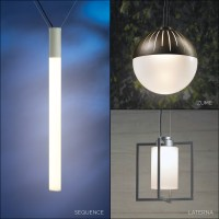 Three Catenary and Canopy Pendants from Visa Lighting ...