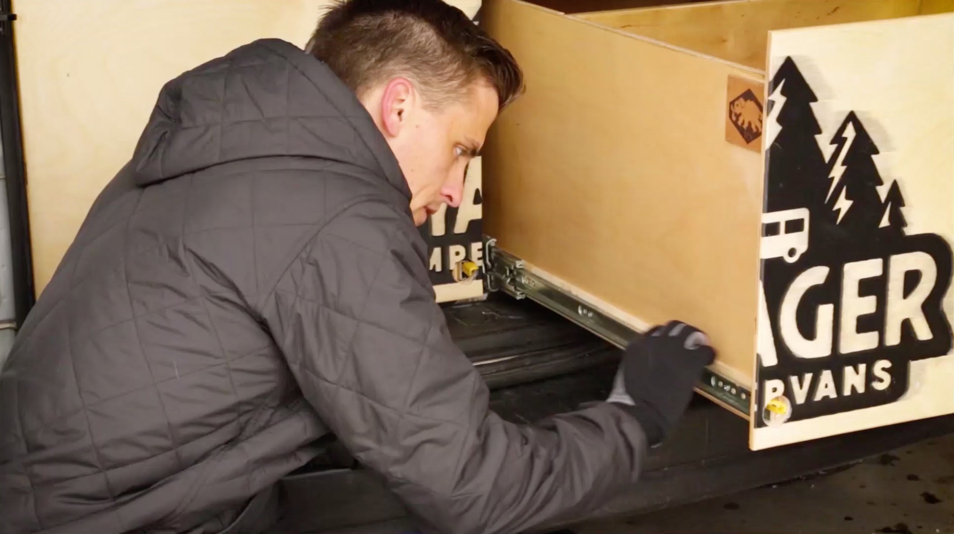 Accuride Drawer Slides Accuride International Drawer Slides Help Voyager Campervans Crack