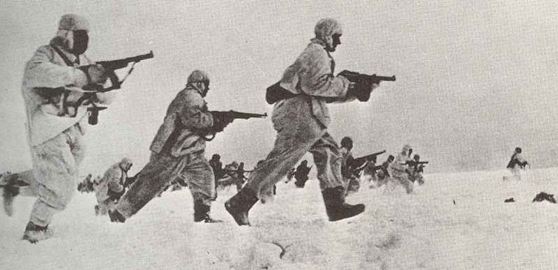 Red Army 1942