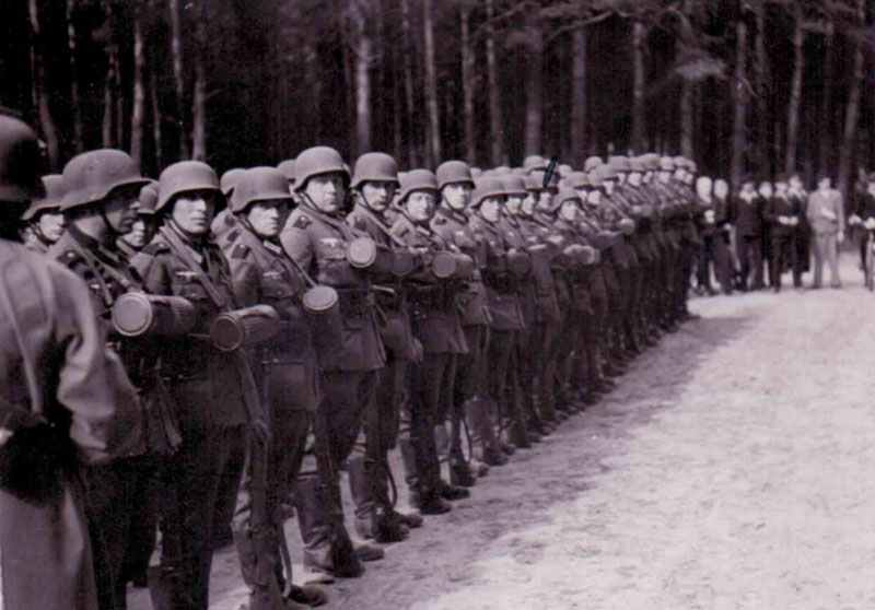 Wehrmacht vs US Army