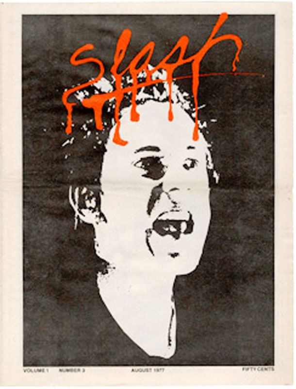 Slash Magazine