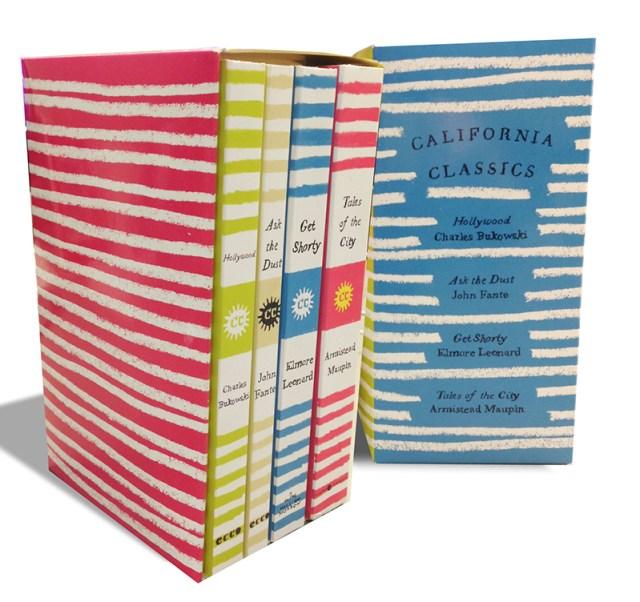 California Classics box set