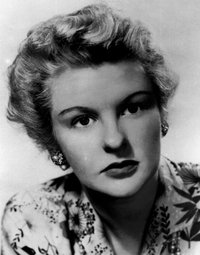 Stritch first appeared on Broadway in 1944 -- and was still performing occasionally even at age 89.She is pictured above in 1955