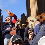 Uke Fans Jam to Celebrate America's 100-Year Love Affair with the Ukulele