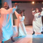 Two Against Thebes:  Contrasting Visions of Sophocles in 'Antigone,' 'Xtigone'