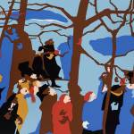 The Strange and Beautiful World of Jacob Lawrence