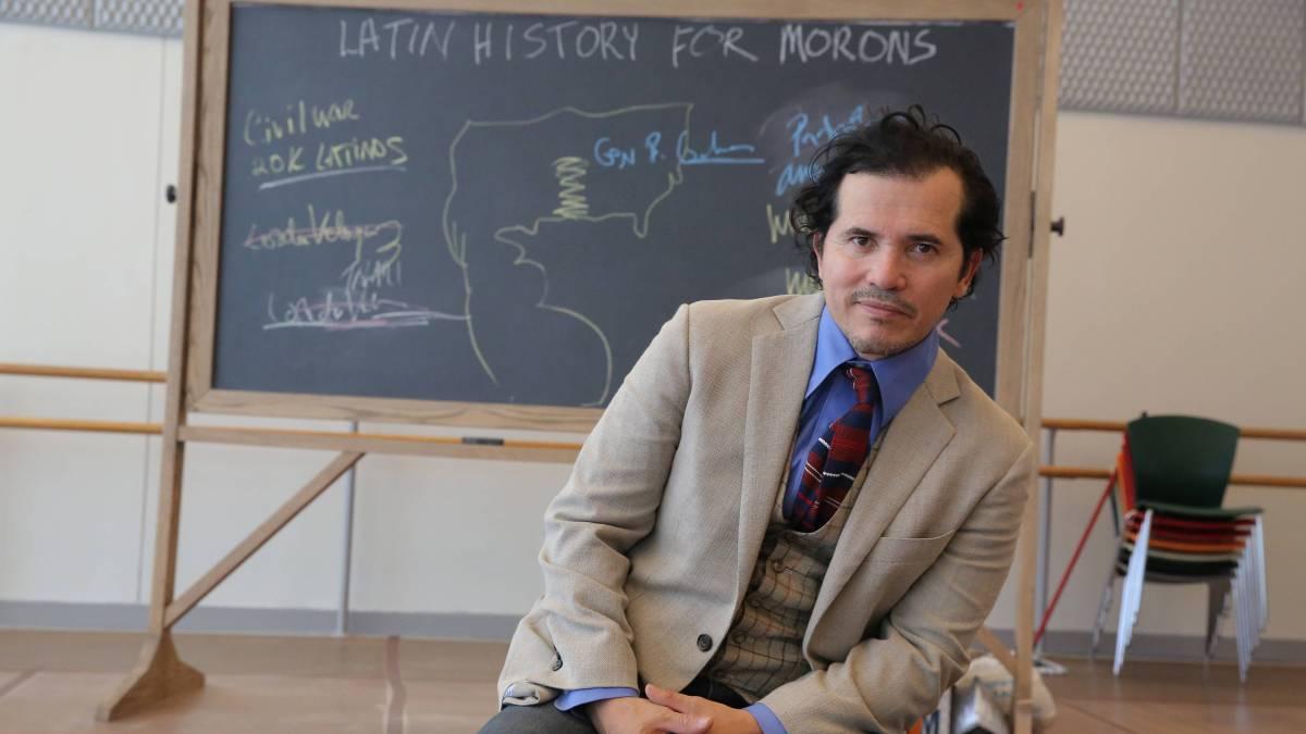John Leguizamo Rewrites History with New Solo Show