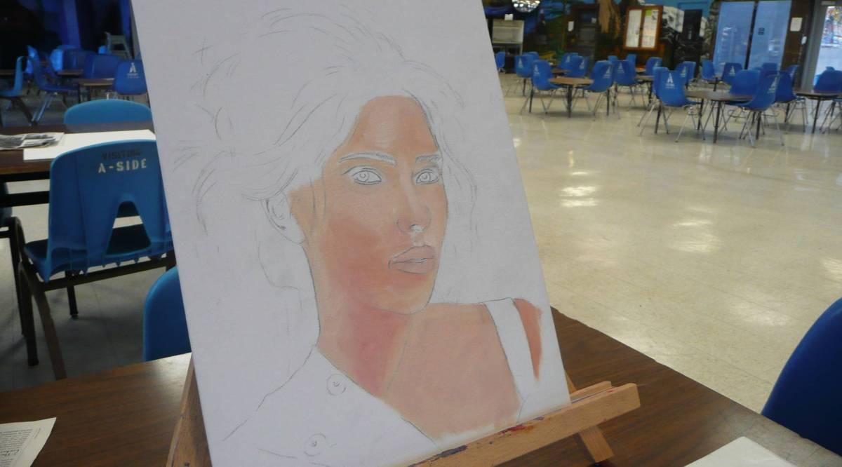 Prisoner's Scarlett Johansson Portrait Provides Path Towards Redemption