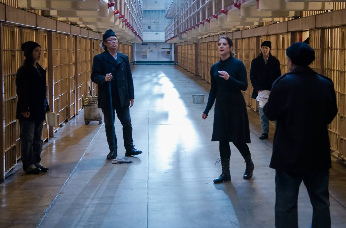 An Opera for the Netflix Generation, Filmed on Alcatraz