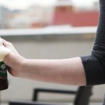 Beer-Tapping Physics: Why A Hit To A Bottle Makes A Foam Volcano