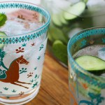 Summer in a Cocktail: Cucumber-Lemon-Mint Vodka Fizz