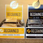 San Francisco's ReGrained Upcycles Beer Grains into Granola Bars
