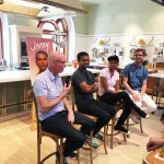 In the Queer Kitchen: A Conversation with John Birdsall, Preeti Mistry, and Nik Sharma