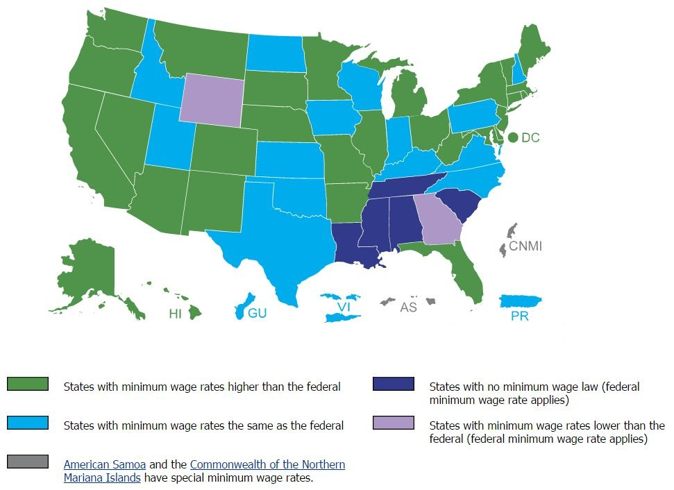 Should the Federal Minimum Wage Be Increased? Lesson Plans KQED