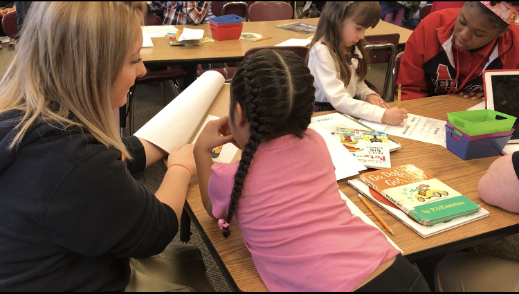 Collaborating with Kindergarteners Made My High School Students