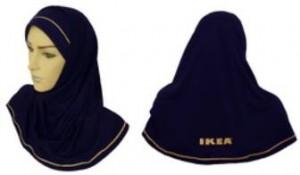 Official Ikea hijab
