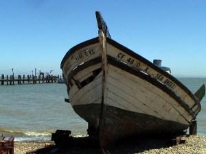 Boat at China Camp
