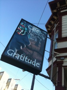 Cafe Gratitude in the Mission. (Photo by: Frank Gruber/Flickr)
