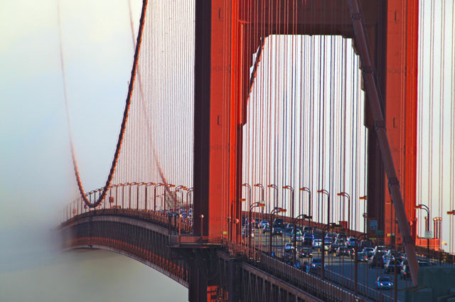 A controversial film made by moviemaker Eric Steel documenting people committing suicide off of the Golden Gate Bridge has opened a debate about why there isn't a suicide barrier on the famous landmark. Over 1,300 people have jumped to their death from the span since the bridge opened in 1937.
