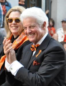 Giants Chairman Emeritus Bill Neukom