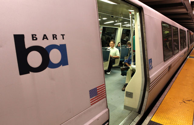 Another BART strike deadline looms. (Justin Sullivan/Getty Images)