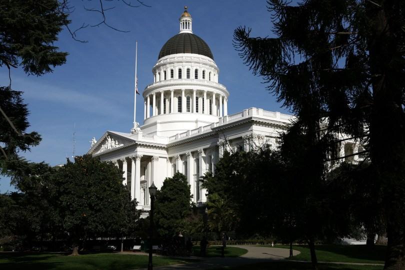 State Capitol. (Justin Sullivan/Getty)