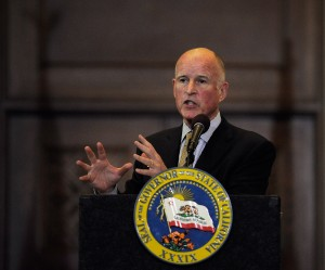 Gov. Jerry Brown (Kevork Djansezian/Getty Images)