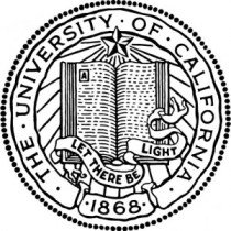 The University of California seal.