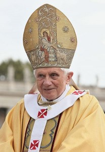 Pope Benedict XVI (Photo: Office of the President of Poland)