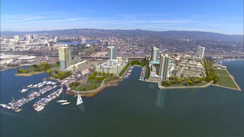 An artist's conception of the completed development. (Signature Development Group)