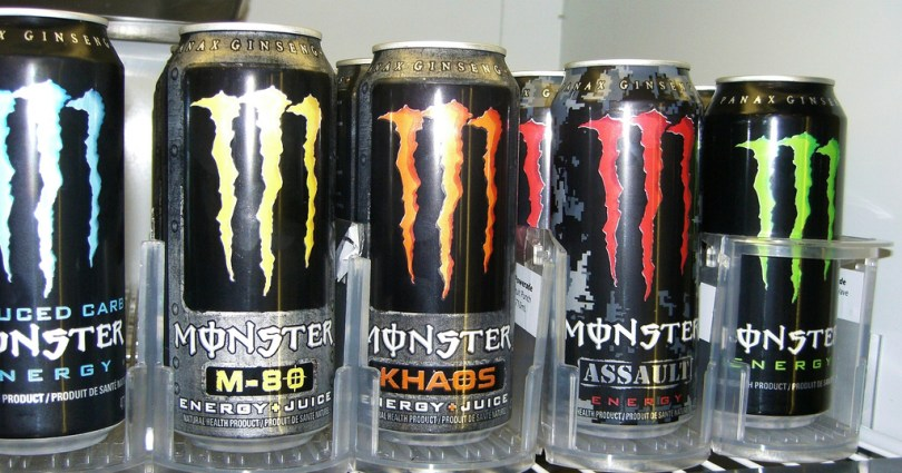 Monster Beverage says it is being unfairly singled out by San Francisco's city attorney. (Toban Black/Flickr)