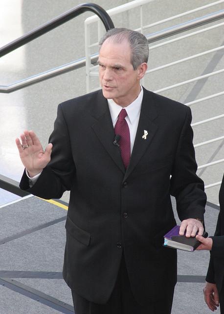 San Jose Mayor Chuck Reed (Tom Clifton/Flickr)